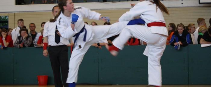 Erster Auftritt des SEISHIN Weimar e.V. bei einer Deutschen Einzelmeisterschaft im Ju-Jutsu