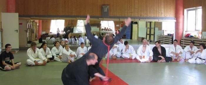 Kampfsportler mischen Görlitz auf