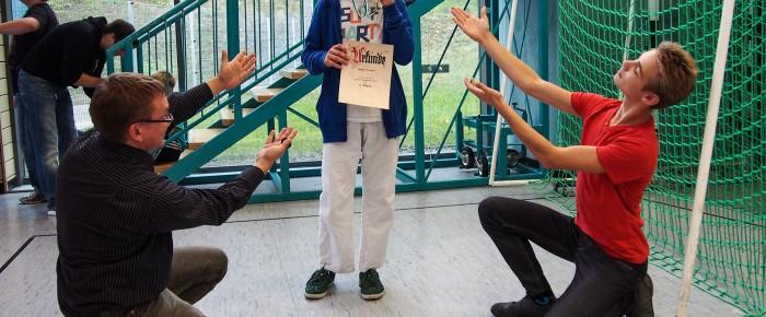 Souveräner Sieg für Holger Neumer