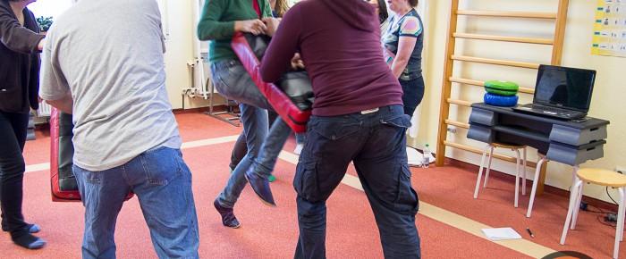 Ausschreibung: Gewaltpräventionskurs am 20.11. und 21.11.2015