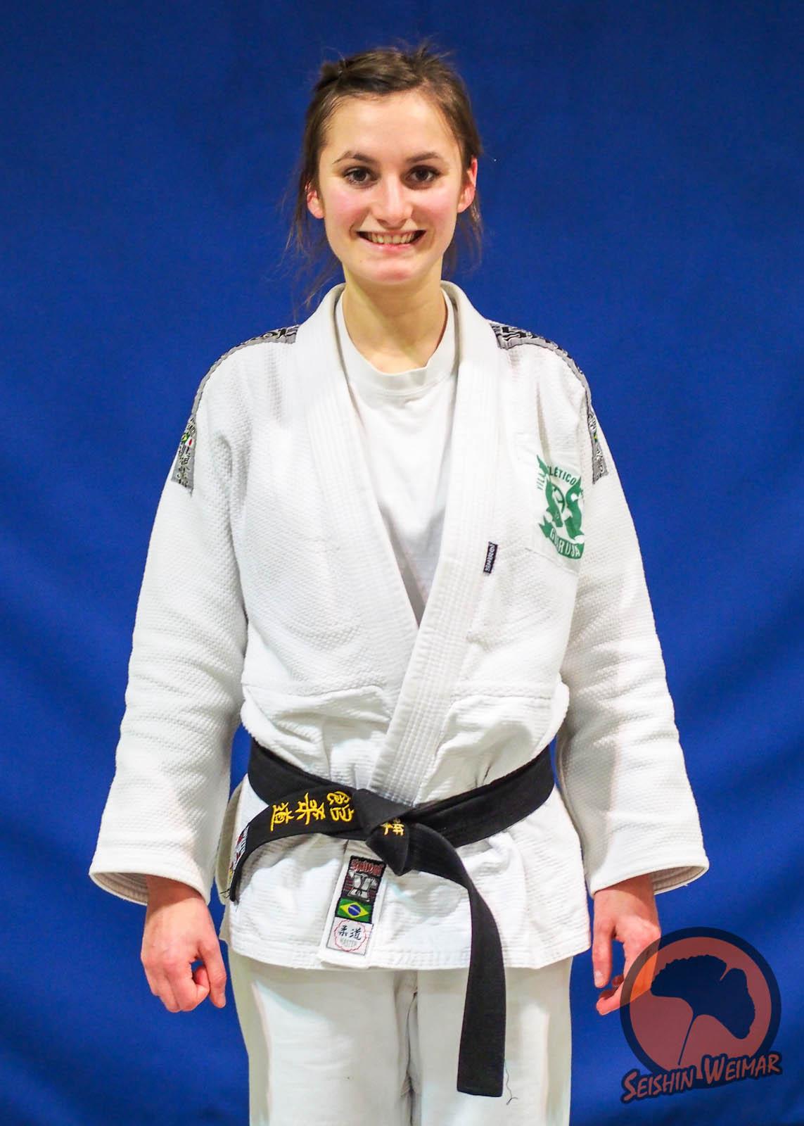 Trainerin Marie-Eline Devaux