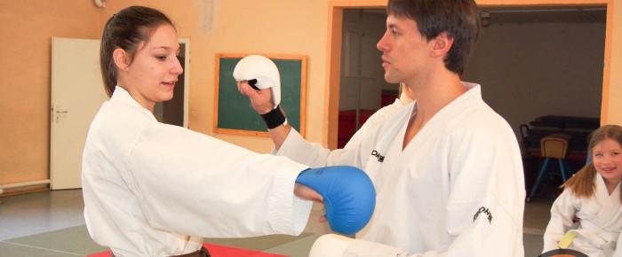 Wettkampflehrgang mit Christian Baar