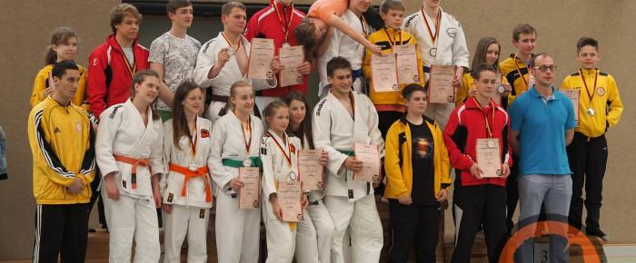Gruppeneinzelmeisterschaften Ost 2015