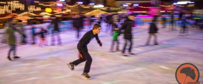Eislaufen mit Goethe und Schiller 2015