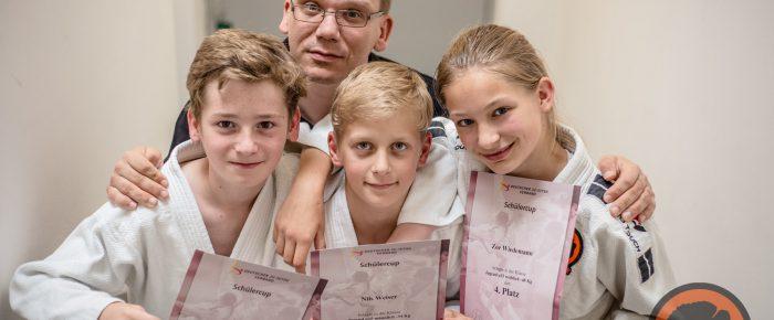"Auf gäd 's noach ""Minga"" zum Schülercup 2016"