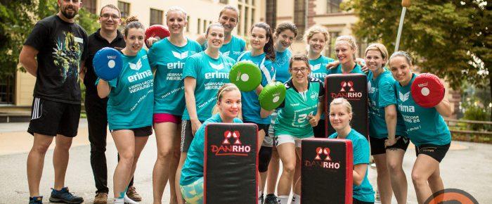 Gewaltpräventionskurs mit HSV Weimar 2017