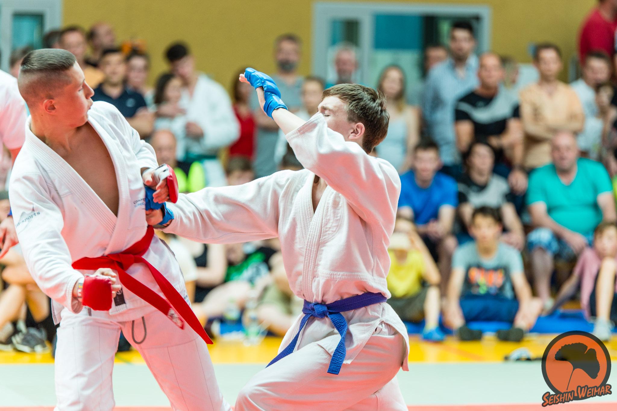 Deutsche Schülermeisterschaft 2018, in Hessen