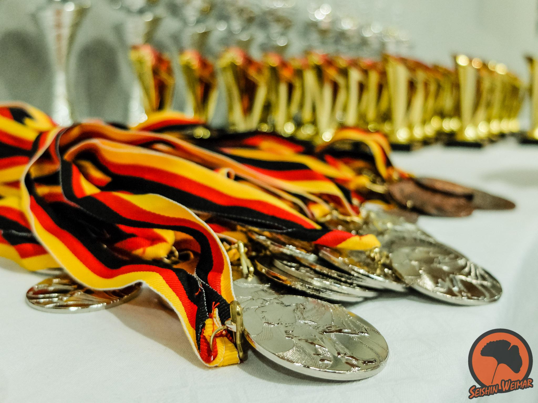 Offene LEM Jiu Jitsu und Thüringer Bodenkampfmeisterschaften